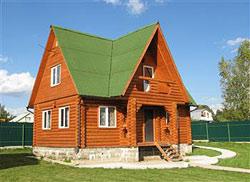 Как оформить дом в деревне