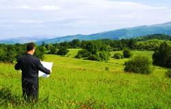 Приватизация земельных участков доля